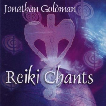 Reiki Chants CD Cover